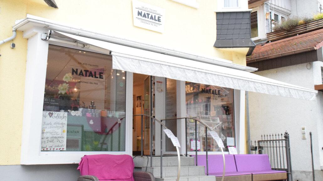 Eiscafé Jugenheim